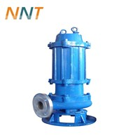 NNT Centrifugal Submersible Slurry Pump with Best Prices