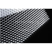 Waterproof Light Weight High Light Transmissing Polycarbonate Honeycomb