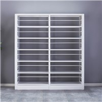 Best Quality Library Used Book Shelf Metal Bookcases