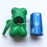 Bone Shape Dog Waste Bag Dispenser, Pet Product