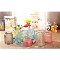Beautiful Colored Glass Vases for Flower