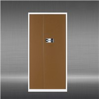 Office Metal Secret Code Locker Cabinet with Two Doors