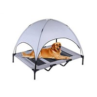 1680D Oxford Fabric Outdoor Pet Elevated Bed Cots Foldable Bed