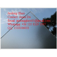 Top Quality Mistlite Solar Glass Price 3.2mm Low Iron Tempered Glass