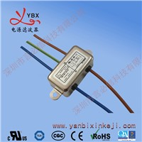 Manufacturer General Purpose Low Pass Power Line EMI RFI Noise Filter