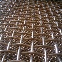 316L 316 Stainless Steel Crimped Wire Mesh