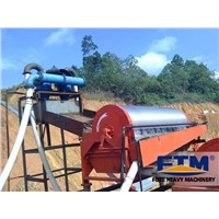Magnetic Separator for Iron Ore/Rare Earth Magnetic Seperator