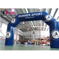 Semicircle Customing Inflatable Entrance Arch Car Brand Giant Inflatable Arch