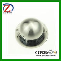 Zheda Countdown Stainless Steel Kitchen Mechanical Timer