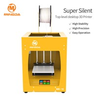 High Precision 3D Printer Machine Factory Direct Sale for All Kind ABS PLA Filament Super Silent Digital 3d Printer