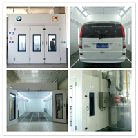 Car Care Equipment / Lysir Spray Painting Booth for Sale