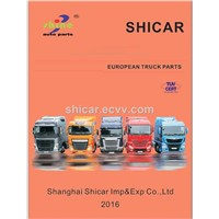 Well Sell European Truck Parts