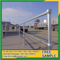 Gosford Ball Fence Ball Joint Stanchion Road Side Railings