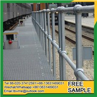 Mumbai Prefabricated Steel Fence Heavy Duty Galvanized Ball Joint Stanchion