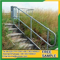 Nowra Ball Fence Hand Rail System Ball Joint Stanchions