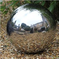 Stainless Steel Hollow Sphere for Garden Decoration