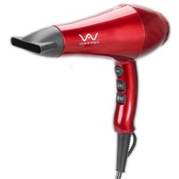 VAV 1875W Negative Ionic & IR Ceramic DC Hair Dryer with 2 Speed, 3 Temperature Cool Shot Button & Concentrator,