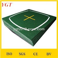 Individual Golf Teaching Mat for Junior Golfer
