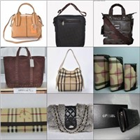 Wholesale Mixed Secondhand Bags