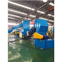 HAIBIN Brand Waste Films Bags No Water Washing System 500kg/h