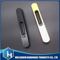 Hardware Accessories Aluminum Alloy Short Sliding Door Lock