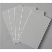 PVC White Member Card for Printing Base