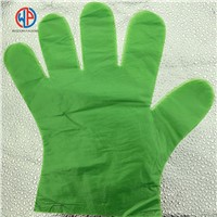 HDPE LDPE LLDPE Plastic Disposable Gloves