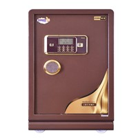 Steel Alarm Security Safe Box in Safes with Electronic Code Lock