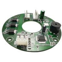 High Efficiency 12V DC Fan PCB Board, BLDC Fan Controller, BLDC Motor Speed Control