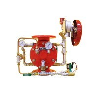High Quality Deluge Alarm Valve for Fire Alarm System, Water Controlled Deluge Valve, Check Valve