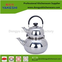Stainless Steel Arabic Kettles Morocco Kettle for Export