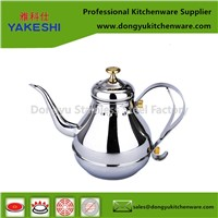 Stainless Steel Coffee Kettle Royal Teapot