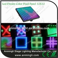 2017dmx RGB Stage Lighting/ LED Dream Color Madrix Panel