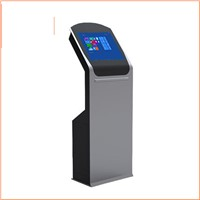 19 Inch Factory Price LCD Advertising Information Self Service Payment Kiosk with LAN & WiFi Network