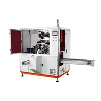 1 Color Automatic UV Screen Printing Machine