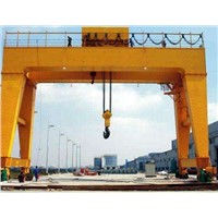 5-500T Double Girder Gantry Crane