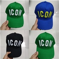 Wholesale High Quality Cotton ICON Sport Caps Snapback Brand Fashion Hip-Hop Baseball Cap