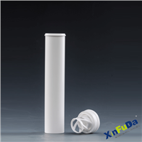 144mm Plastic Tube with Desiccant Cap