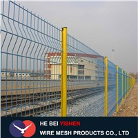 China High Quality Railway Fence Frame Fence