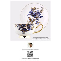 Supply Bone China Cup & Saucer Contact Now