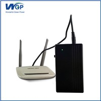 China Supplier Online UPS for Alarm System, ABS Material Mini UPS for Alarm Clock