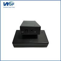 Hot Selling Hand Power 18650 Lithium-Ion Battery Mini UPS Output 12V DC Home UPS Power Supply