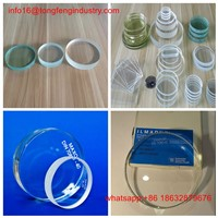 Tempered Borosilicate Round Glass for Mechanical Parts
