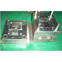 Industrial Plastic Injection Mould Moulding, LKM Mold Base, ABS Material