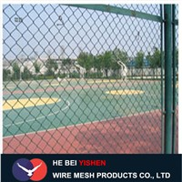 China Stadium Fence Chain Link Fence