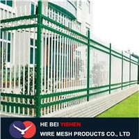 High Quality Zinc Steel Fence Municipal Fence Color