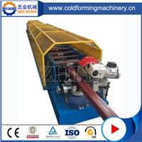 Used Steel Rain Water Downspout Production Line