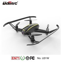 2017 UDIRC WiFi Camera HD RC Quadrocopter RTF U31W