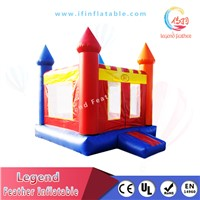 Customized PVC Inflatable Bouncy Castle