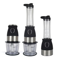Ideamay Patent Design Multi-Function Stainless Steel Meat Grinder with Juicer
